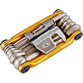Crankbrothers Multi-17 Outil multifonction, gold